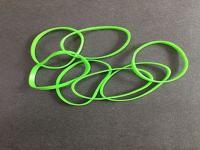 K07 Synthetic Rubber Bands 橡皮筋
