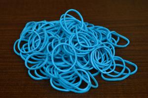 70% Rubber Bands
