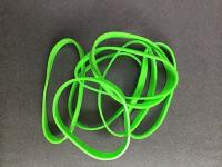 K02 Synthetic Rubber Bands 橡皮筋