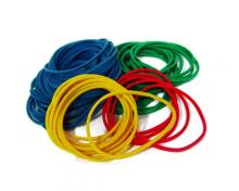 70% Natural Rubber Bands