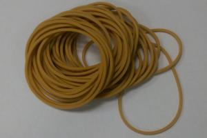70% Natural Rubber Band