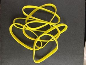K06 Synthetic Rubber Bands 橡皮筋